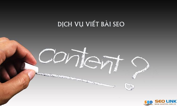 Viết bài content