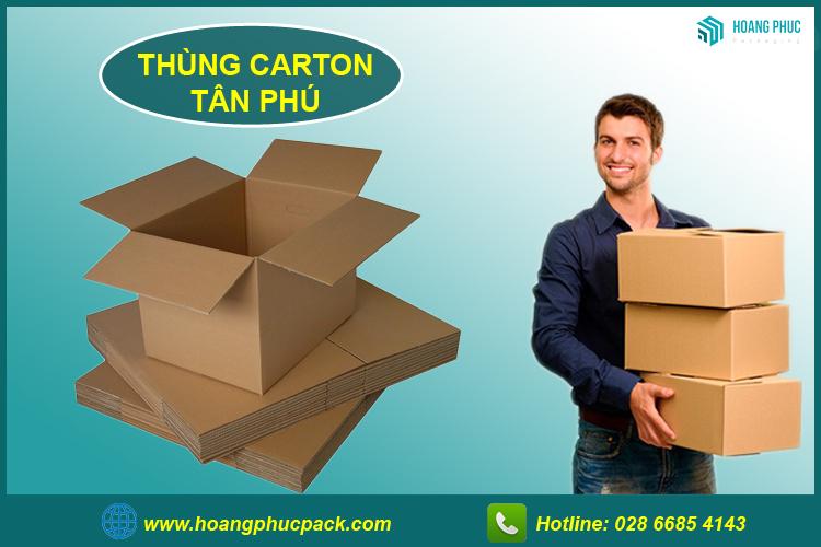 Thùng carton Tân Phú